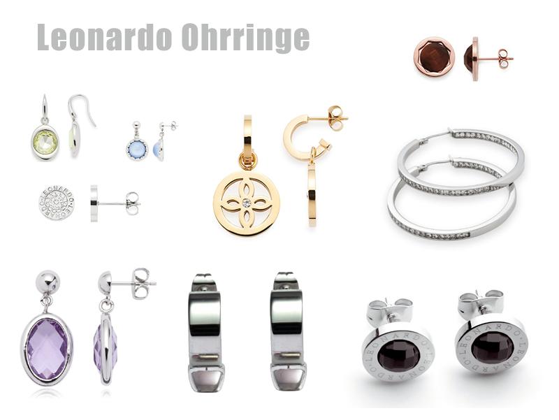 Ohrringe Leonardo