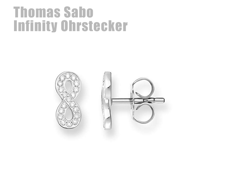 Infinity Ohrstecker